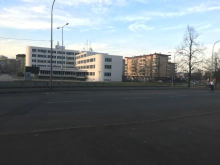 The site of Milan Vukelić's murder, Banja Luka